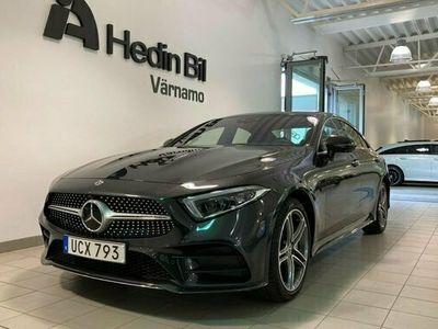 begagnad Mercedes 450 CLS BenzCoupé AMG 4-Matic Burmester 2021, Sportkupé Pris 799 900 kr
