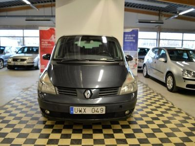 begagnad Renault Grand Espace 2.0 Turbo Automat Expression 7-sits
