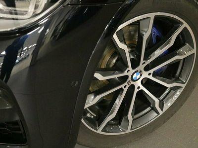 begagnad BMW X3 xDrive30i M Sport Drag Värmare Comfort access