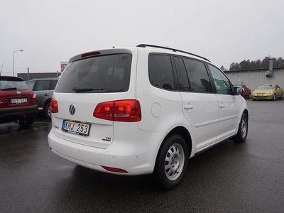 begagnad VW Touran TDI / NAVI / 7-SITS
