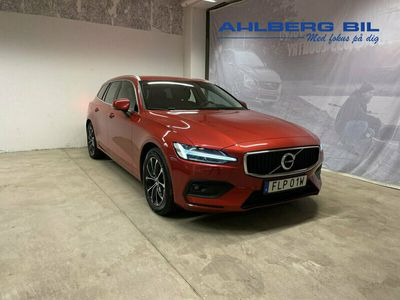 begagnad Volvo V60 D3 Momentum Advanced Edition, Garanti 24 Månader, On Call, Lastpaket, Parkeringssensor Fram/Bak + Kamera, Navigation