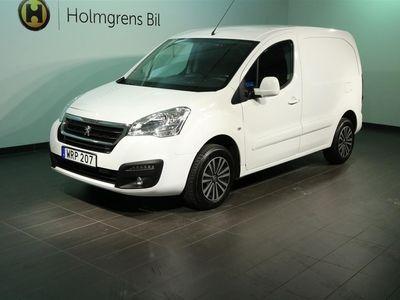 begagnad Peugeot Partner 1.6 BlueHDi Drag PDC Bak Aux
