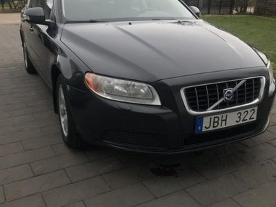 begagnad Volvo V70 2.0 Kinetic Miljöbränsle/Hybrid