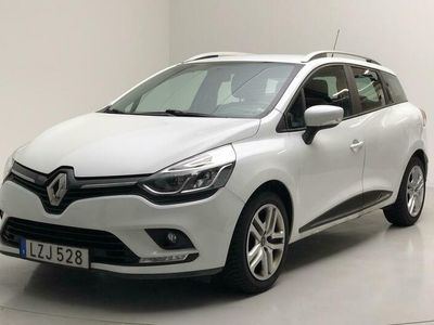 begagnad Renault Clio IV 1.2 16V Sports Tourer