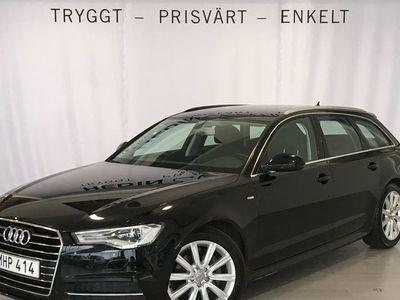 begagnad Audi A6 Avant 2.0TDI 190HK EU6 S-line