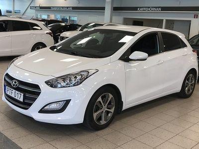 begagnad Hyundai i30 1.6 GDI GO!