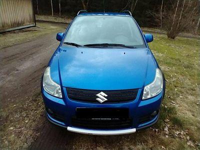 begagnad Suzuki SX4 4WD MT