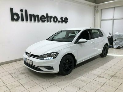 begagnad VW Golf TSI 110 Dragpaket