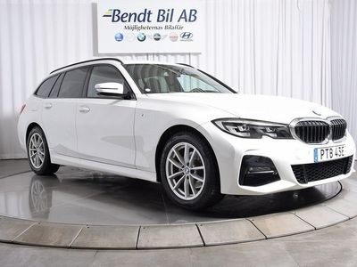 begagnad BMW 320 d xDrive / M Sport / Harman Kardon