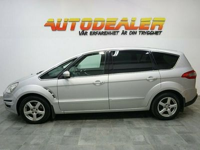 begagnad Ford S-MAX 2.0 TDCi Powershift 7-sits 2013, Kombi Pris 119 900 kr