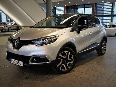 begagnad Renault Captur TCe 120 EDC Dynamique A 5-d