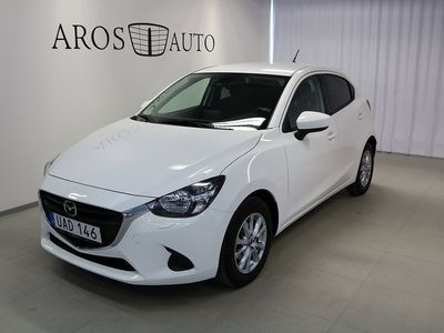gebraucht Mazda 2 5-dörrar 1,5 Vision Automat 90 hk