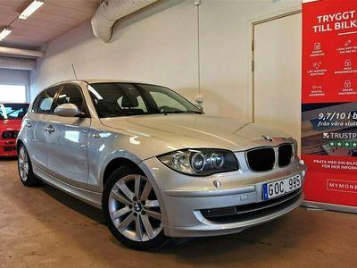 begagnad BMW 118 d 5-door Advantage, Comfort 143hk