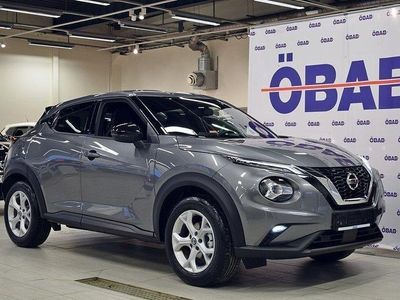 begagnad Nissan Juke N-Connecta 1.0 DIG-T (117hk)