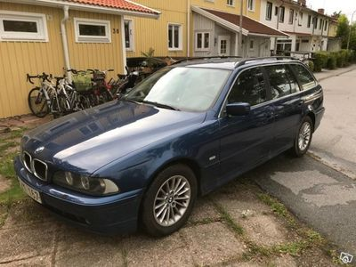 begagnad BMW 520 i touring -03