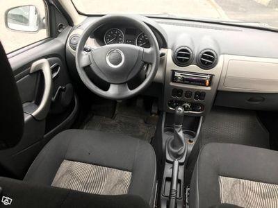 begagnad Dacia Sandero 1.6mpi -10