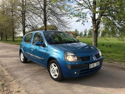 brugt Renault Clio 1.2 Expression 75hk