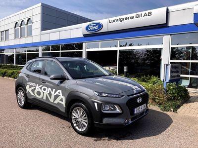 begagnad Hyundai Kona 1.0 T-GDI blue Euro 6 120hk