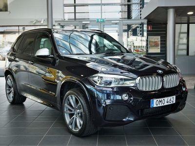 used BMW X5 xDrive 40d M Sport Euro 6 313hk