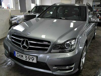begagnad Mercedes C180 T 7G-Tronic Avantgarde AMG En ägare