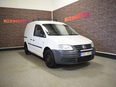 begagnad VW Caddy Skåpbil 1.9 TDI 105hk Ny Besiktad
