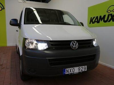 gebraucht VW Transporter 2.0 TDI Lågmil Avdragb -11