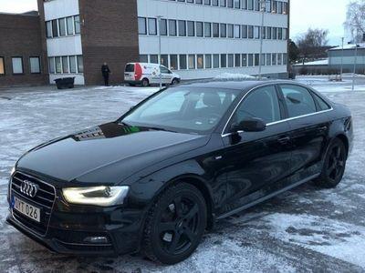 begagnad Audi A4 2.0TDI, S-Line, Alpine Edition