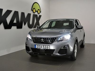 begagnad Peugeot 3008 1.2 PureTech Manuel | Navi | SoV