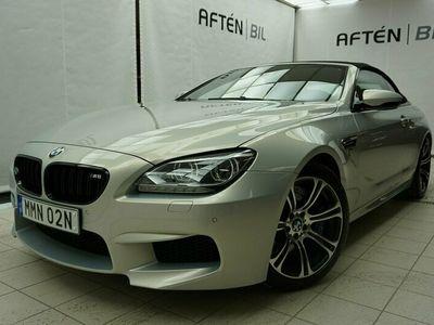 begagnad BMW M6 Cabriolet 560hk / OBS Skick / HuD / Carbon / M-Drivers Package
