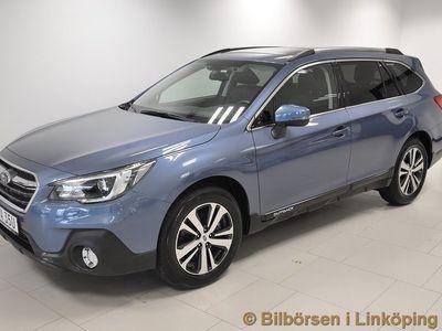 begagnad Subaru Outback 2,5 I Summit