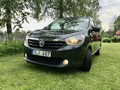 begagnad Dacia Lodgy SD