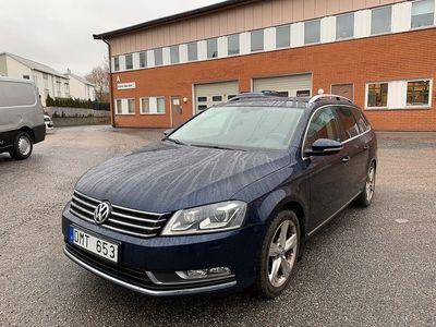 begagnad VW Passat 1.4 TSI 150hk EcoFuel Premium, Sport