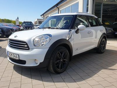 begagnad Mini Cooper D Countryman ALL4 Chili 111hk
