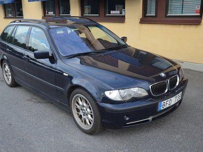 used BMW 330 i Touring Automat 231hk -04