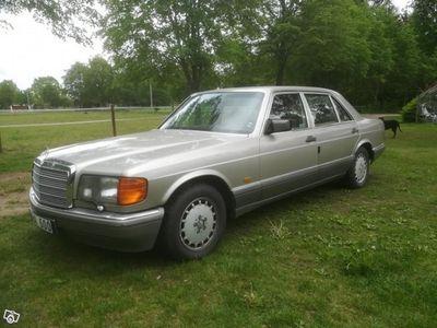 brugt Mercedes 420 nybes och körklar -86