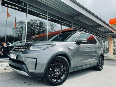 begagnad Land Rover Discovery 3.0 SDV6 4WD Automatisk, 306hk
