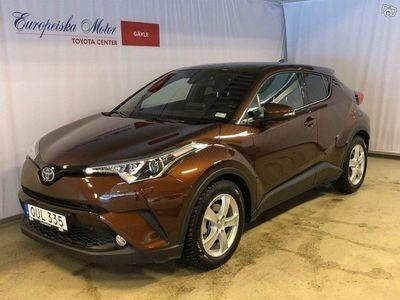 begagnad Toyota C-HR 1.8 HSD X-Edition, Skinn, JBL