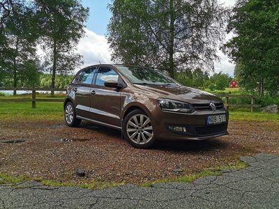 begagnad VW Polo 5-dörrar 1.2 TSI Comfortline 90hk