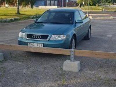 begagnad Audi A6 Besiktad 20.05.31 -98