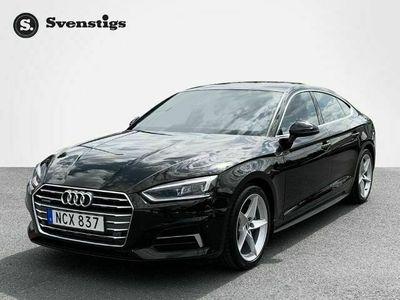 begagnad Audi A5 Sportback SPORT 2.0 TFSI QUAT