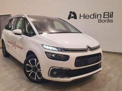 begagnad Citroën C4 Grand spacetourer Backkamera Keyless Dem 2020, Minibuss 274 900 kr