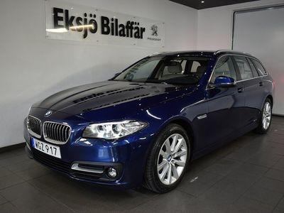 brugt BMW 520 d xDrive Touring Steptronic Euro 6 190hk Bra-utr