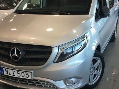 gebraucht Mercedes Vito 119 BLUETEC MIXTO