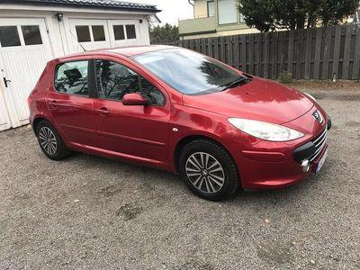 begagnad Peugeot 307 5-dörrar 1.6 109hk ac/drag byte/avbet 0% ränta