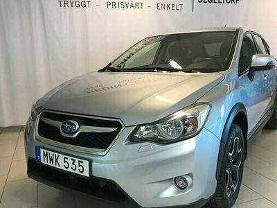 begagnad Subaru XV 2.0i 150hk AWD BACKKAMERA S+V HJUL