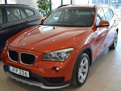 used BMW X1 xDrive20d / Panorama / Drag (184hk)
