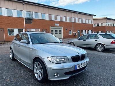 begagnad BMW 120 i Steptronic Advantage Toppskick 2006, Halvkombi 58 500 kr