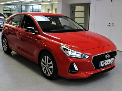 begagnad Hyundai i30 1.0 T-GDI blue 120hk / KAMERA