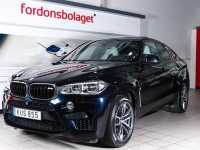 begagnad BMW X6 M Svensksåld 2015, SUV 599 000 kr