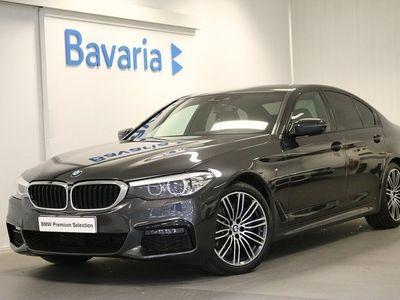 begagnad BMW 530 i xDrive Sedan M Sport Winter Drag Nav